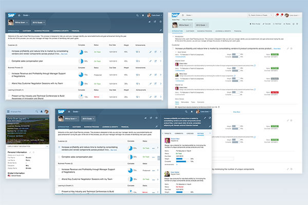 SuccessFactors Core Products