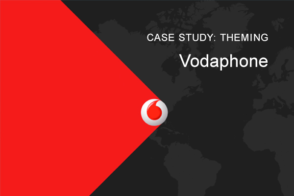 Case Study: Vodaphone Theming